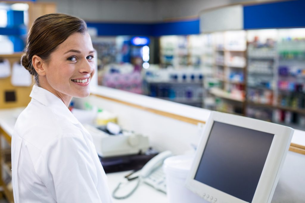 pharmacy intern