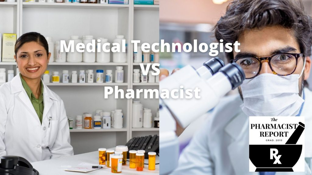 medical technologist and pharmacist pic