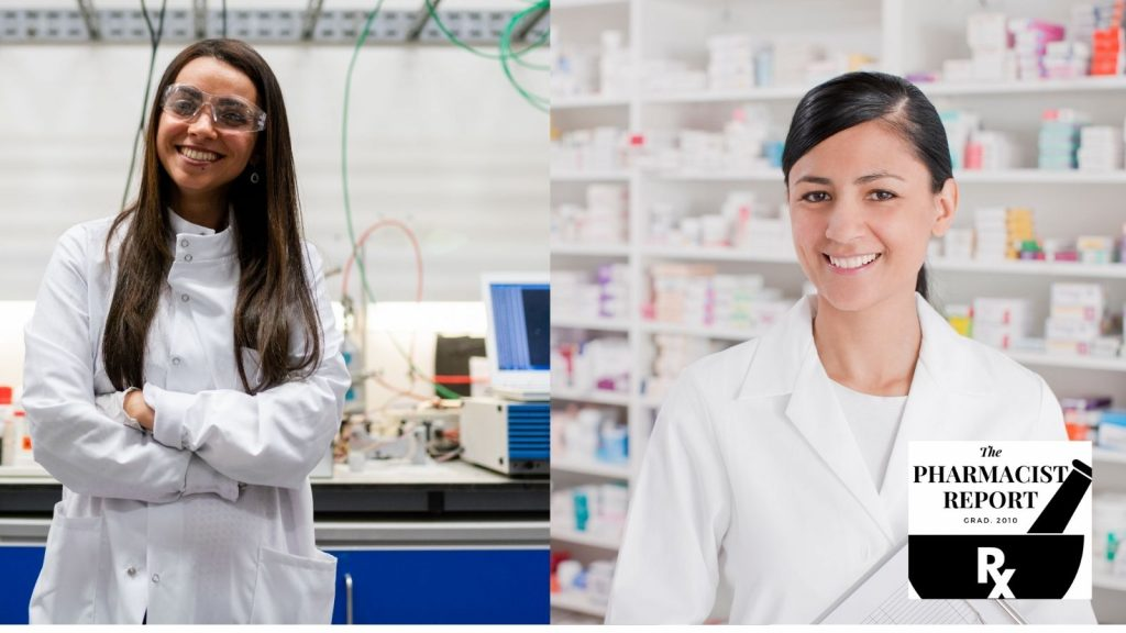 pharmacist and chemical engineer